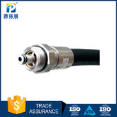 fuel pumping rubber coaxial hose for vapor recovery fuel pumps