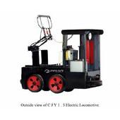 Underground Mining Trolley Locomotive (1.5T;3T;6T;7T;10T;14T;20T;)