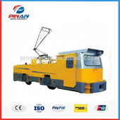 30T AIR-CONDITIONING TROLLEY VARIABLE FREQUENCY ELECTRIC LOCOMOTIVE