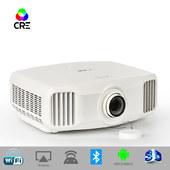 CREX8000 1920*1200 2K 3LCD 3D WIFI Full HD Projector