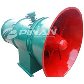 FEB Series Mining Flame-proof Blowing Axial Flow Local Fan