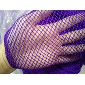 SOFT AND COLORFUL NYLON KNOTTED BATH NET