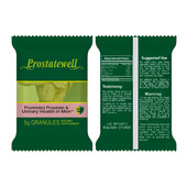 Prostate well Citron and Cape jasmine solid beverage
