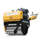 Hydraulic Pump Walk behind Vibratory Hand Road Roller for Sale