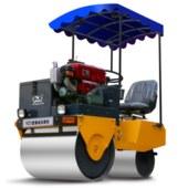 Double Drum Vibratory Steel Road Roller Steel Roller