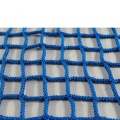 CE certificated pe knotless safety nets horizontal net