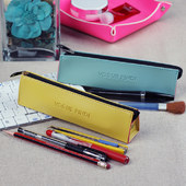 PINDI Simple and stylish portable student pencil case, stationery and garbage buggy bag