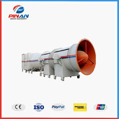 FEECM Series Coal Mine Explosion-proof Exhaust Contra-Rotating Axial Main Fan for Underground Use