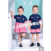 2 pieces summer children suit
