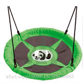 Factory Wholesale Outdoor Kids Web Tree Spider Net swing