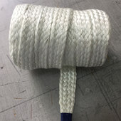 Thermal insulation fiberglass braided sleeving