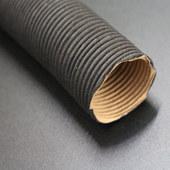 Heat protection aluminum heat shield tube