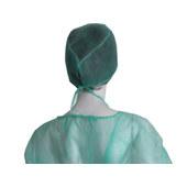 Hospital Operation PP Dispoable Sterile Doctor Hairnet Cap
