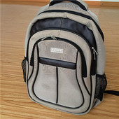 Large capacity oxford fabric backpack