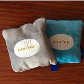 Multifunctional throw pillow