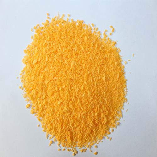 Yellow 4-6mm Dairy Free Panko Bread Crumbs for Frying Food Surface CZRT08