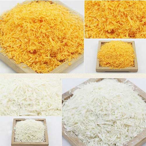 Needle-Shaped Expanded Healthy Panko Bread Crumbs for Frying Halal Food CZRT17