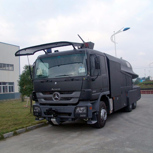 Advanced Police Riot Control Vehicle for Sale CZHM01