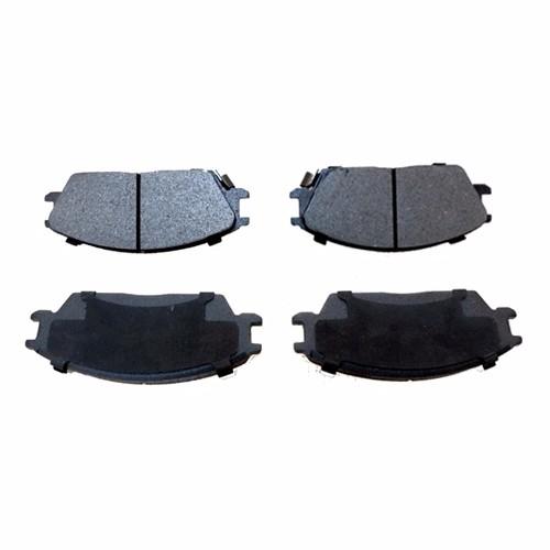 Advantage Ceramic Front Disc Brake Pad Set NGGX03