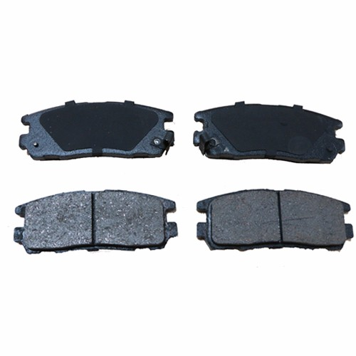 Professional Vehicles Brake Pads Set with ISO9001 NGGX05