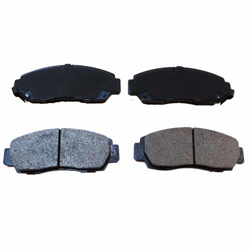 Professional Ceramic Rear Disc Brake Pad Set NGGX06