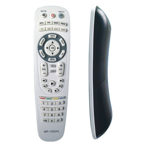 4-in-1 Waterproof Universal Smart TV Remote Control CZXY13