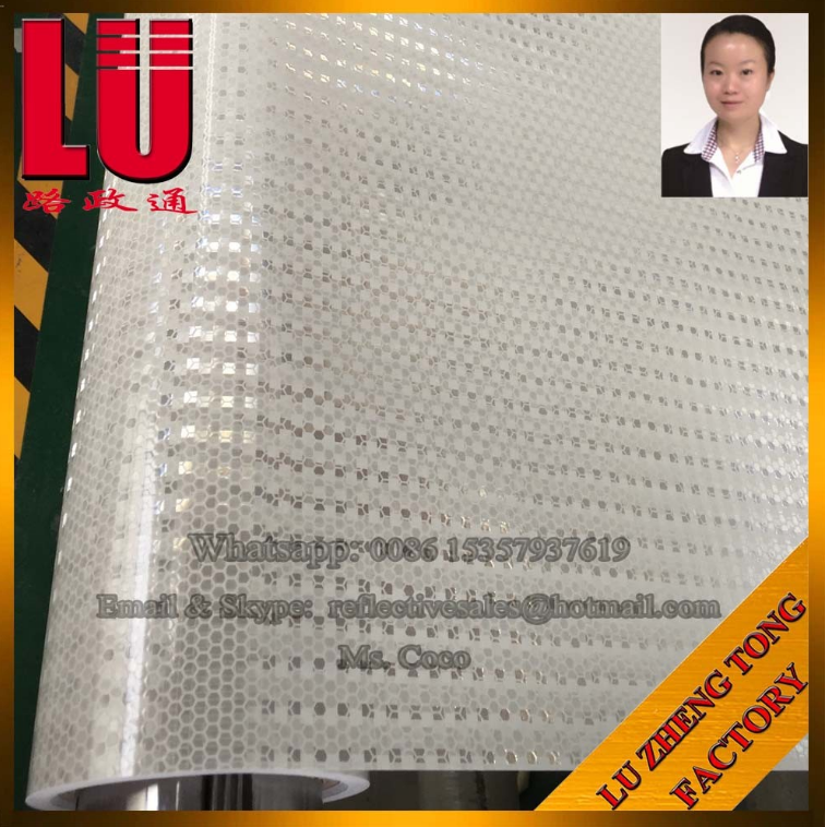 Prismatic Honeycomb  Reflective Tape Sheeting FDLZT11