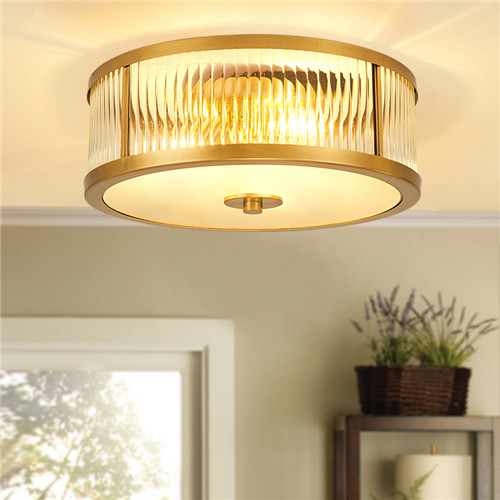 CJB XBD9035-350 American Luxury Copper Craft Ceiling Lamp CSCJB20