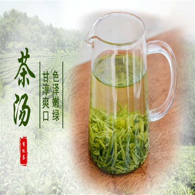 YuHuangJian - Super-Grade Fried Green Tea GCYHJ15