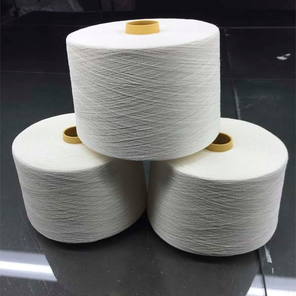 39Nm Semi Bleached Flax Yarn 100% Pure Linen Yarns AYJXYM01