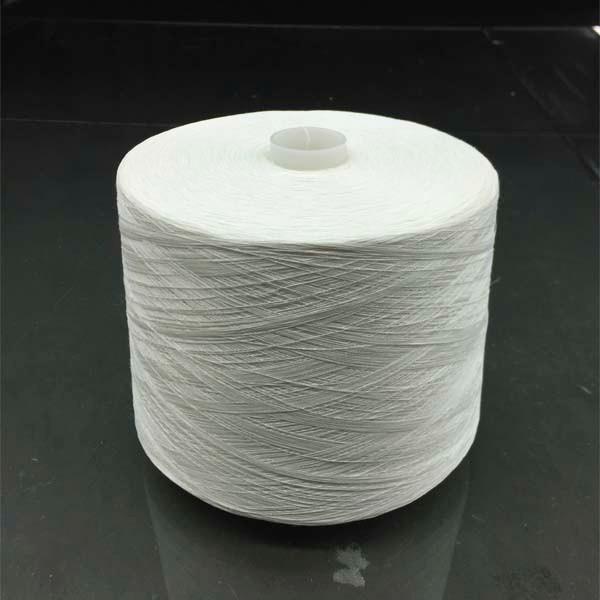 20Nm Semi Bleached Flax Yarn 100% Pure Linen Yarn AYJXYM07