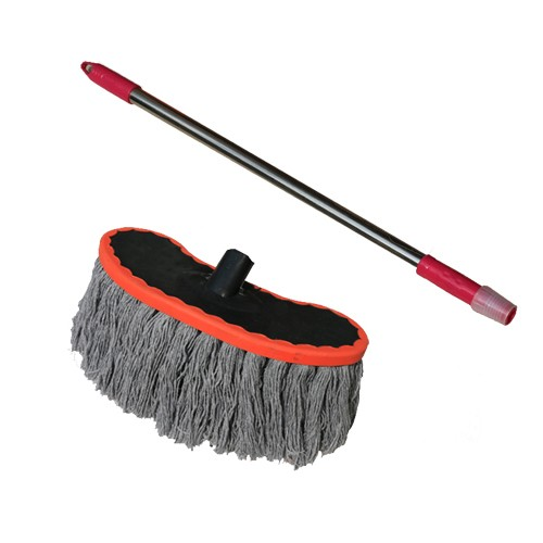Long Handle Cotton Water Car Cleaning Brush GQLK04