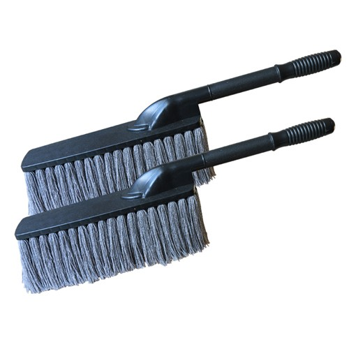 Plastic Straight Handle Car Brush GQLK06